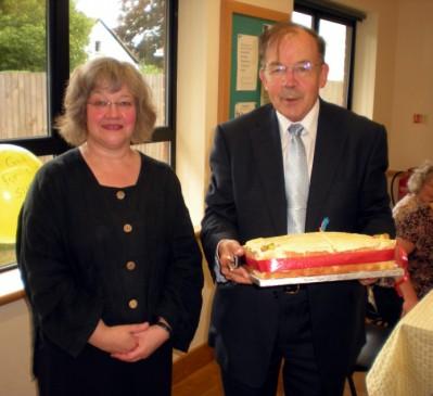 Revd Dr Susan Durber & Rev Stephen M Thornton