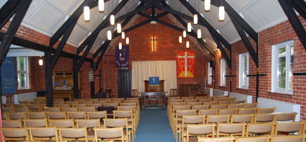Fleet URC Church Sanctuary