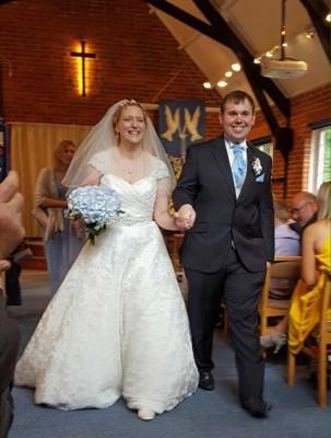 Dumbleton wedding